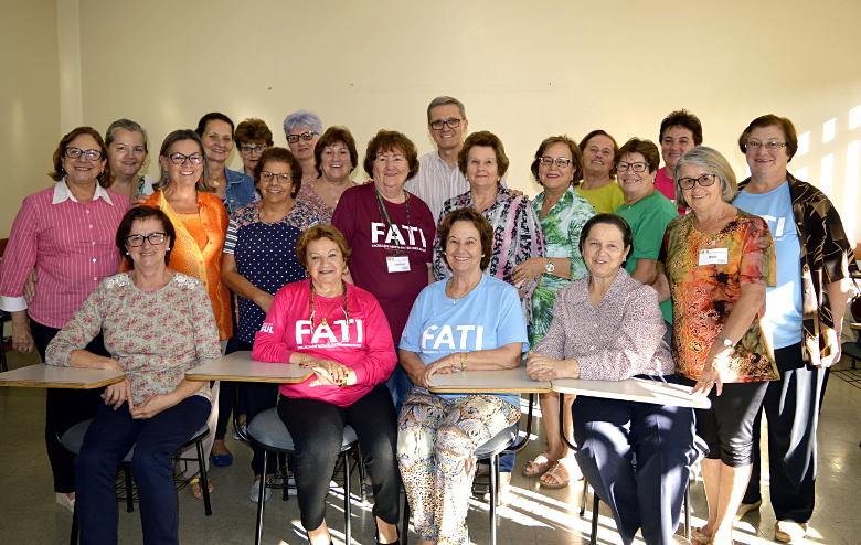 FATI: espiritualidade com Frei Jaime Bettega