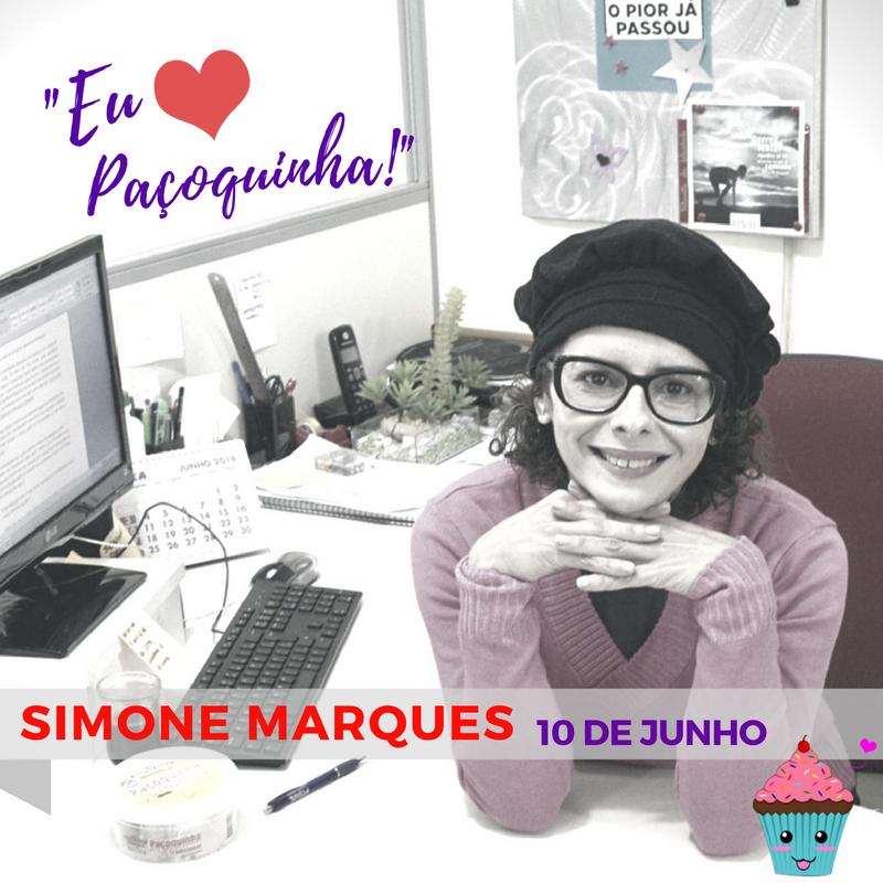 SIMONE MARQUES - 10 DE JUNHO