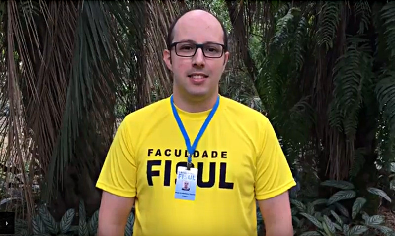 Professor Bruno Teixeira