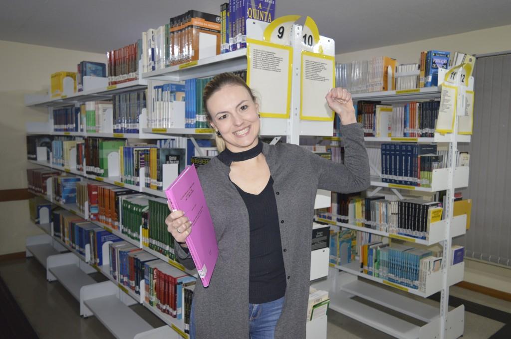 Camila Cortese pesquisou 1700 artigos