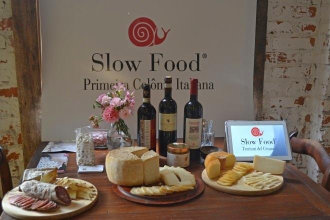 Roda de conversa com o Movimento Slow Food