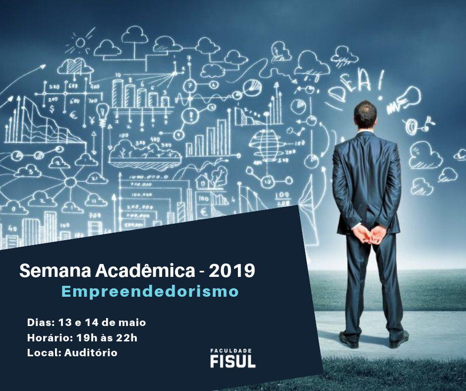 Semana Acadêmica - 2019