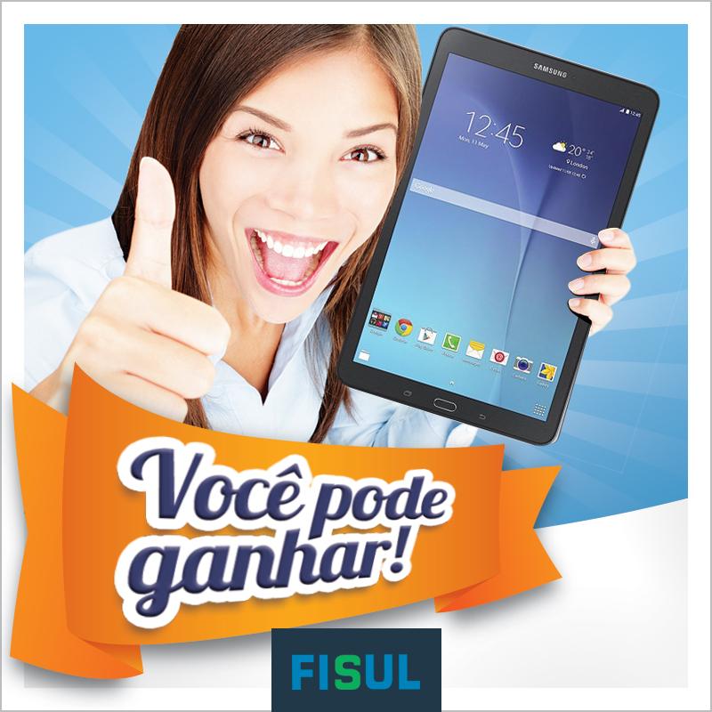 """FISUL realiza """"Acadêmico por um Dia"""" com sorteio de tablet"""