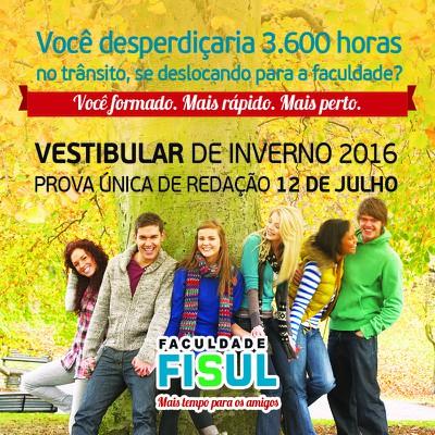Vestibular FISUL 2016