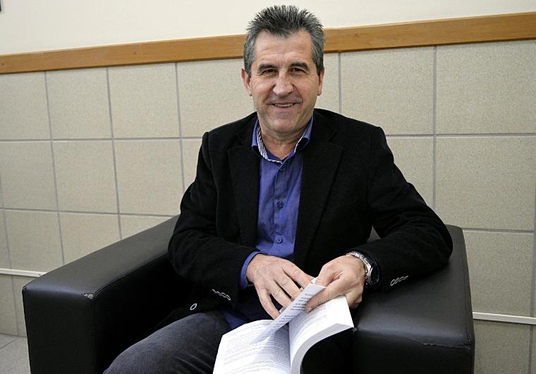 Dr. Mário Romano Maggioni, juiz de Direito