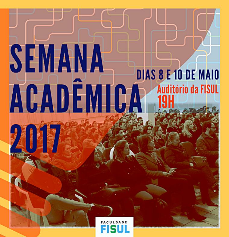 SEMANA ACADÊMICA 2017