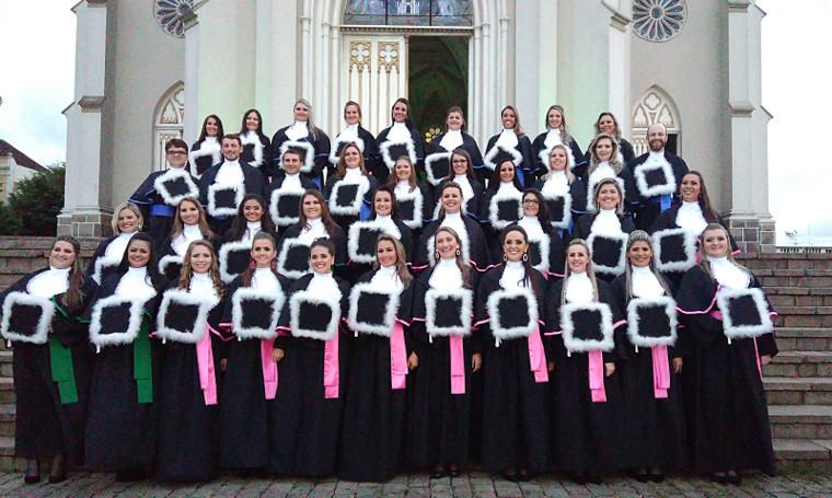 FISUL: Cerimônia religiosa de formatura 2016
