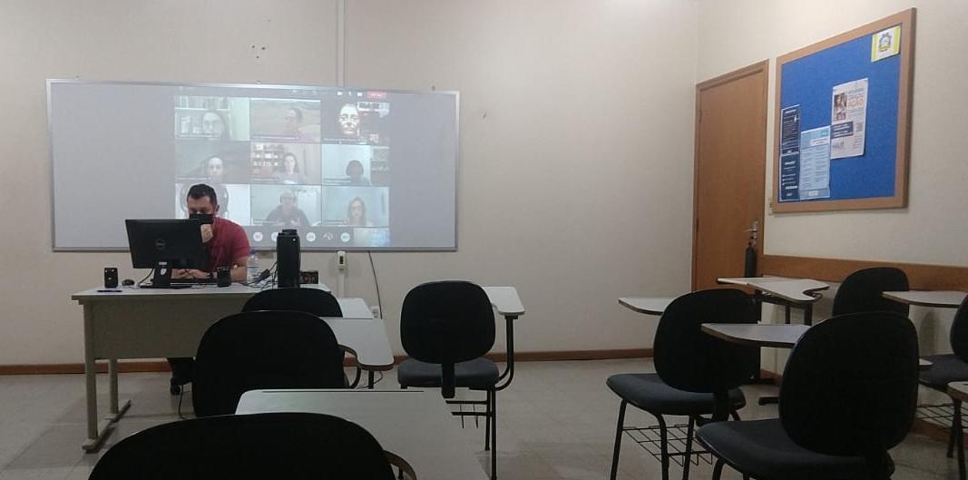 Volta às aulas presenciais na FISUL 2021